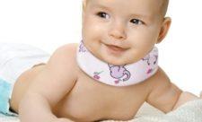 фиксация шеи у ребенка