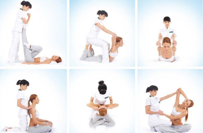 йога с инструктором