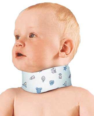 воротничок на шею ребенка