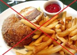 запрет на жирное