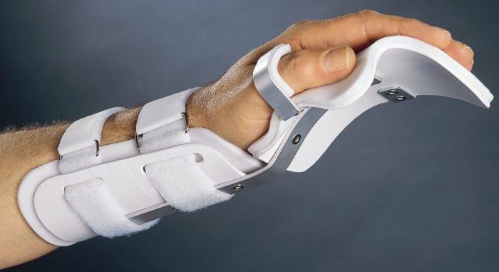 Лангетка на кисть руки своими руками 116