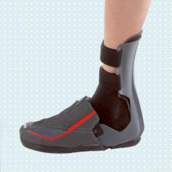 обувь при переломе пятки
